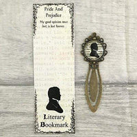 Pride And Prejudice Bookmark - Mr Darcy -  thejaneaustenshop.co.uk