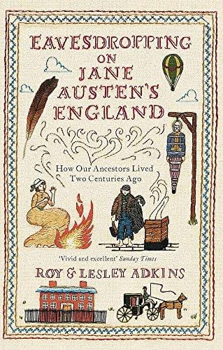 Eavesdropping on Jane Austen's England -  thejaneaustenshop.co.uk