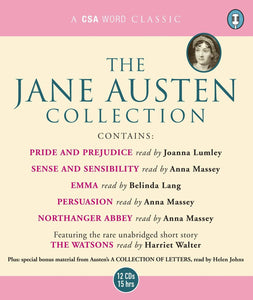 The Jane Austen Collection: Audio CD