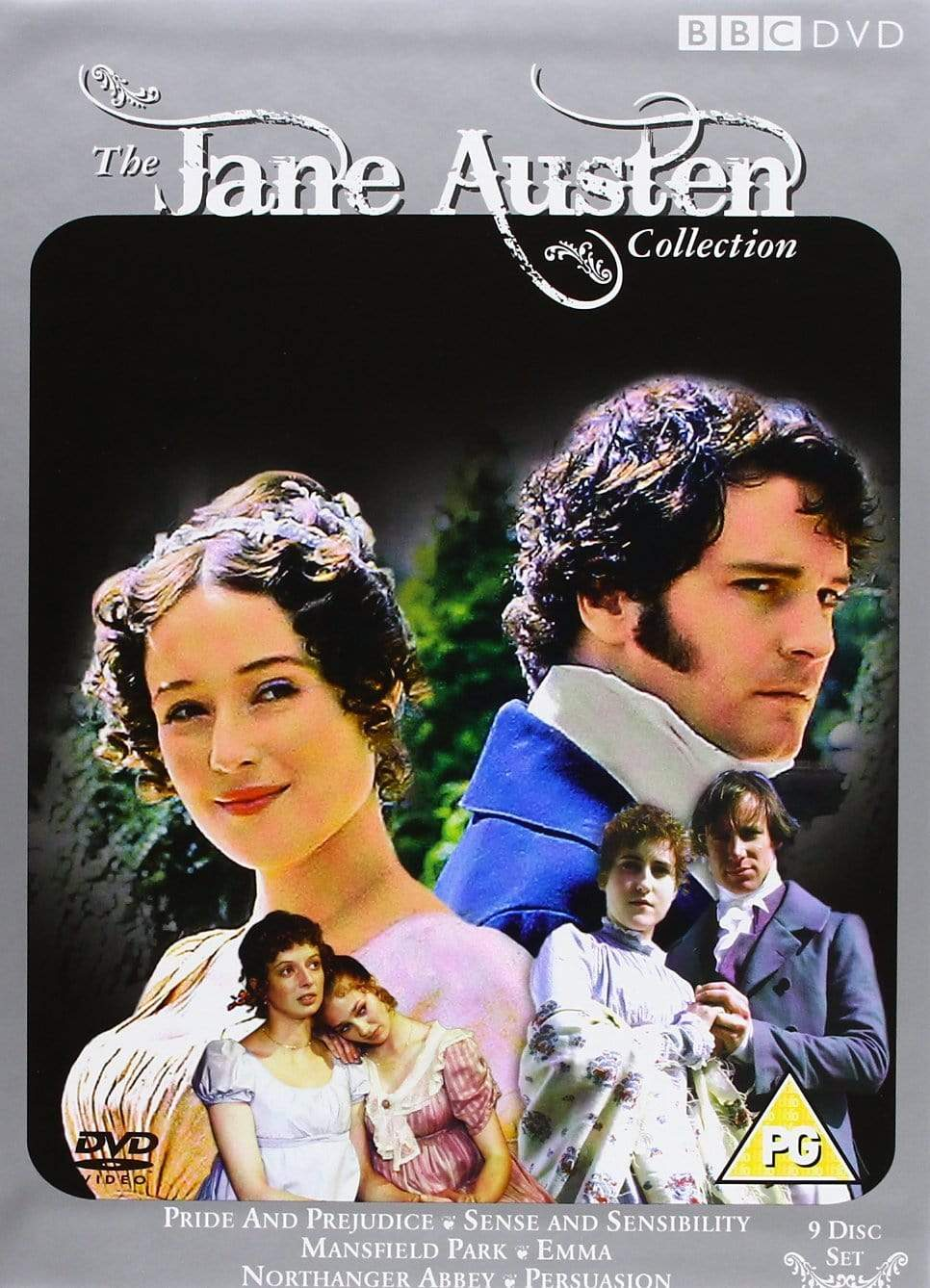 The Jane Austen BBC Collection Box Set - DVD