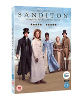 Sanditon DVD Set -  thejaneaustenshop.co.uk