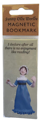 Jane Austen Magnetic Bookmark
