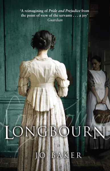 Longbourn by Jo Baker -  thejaneaustenshop.co.uk
