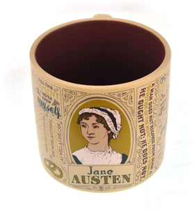 Jane Austen Tea Coffee Mug