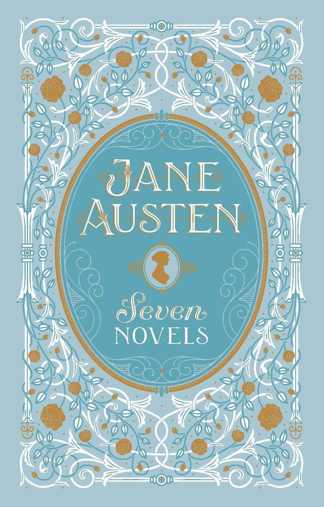 Jane Austen: Seven Novels - Leatherbound Classic Collection -  thejaneaustenshop.co.uk