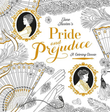 Load image into Gallery viewer, Pride and Prejudice: A Coloring Classic
