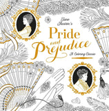 Pride and Prejudice: A Coloring Classic -  thejaneaustenshop.co.uk