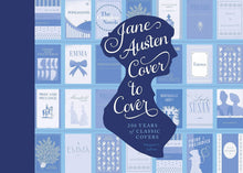 Load image into Gallery viewer, Jane Austen Cover to Cover: 200 Years of Classic Book Covers -  thejaneaustenshop.co.uk