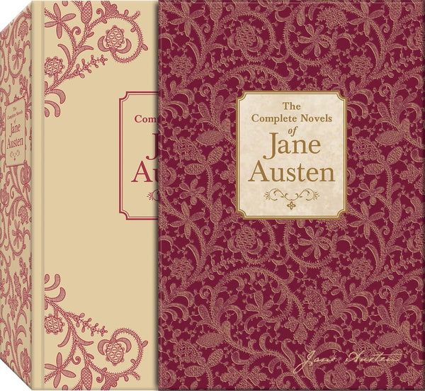 The Complete Novels of Jane Austen -  thejaneaustenshop.co.uk