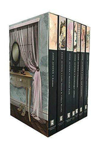 The Complete Novels of Jane Austen - Wordsworth Box Set -  thejaneaustenshop.co.uk