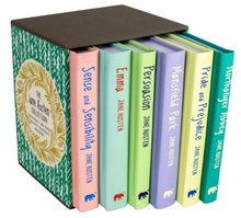 Load image into Gallery viewer, The Jane Austen Collection Box Set