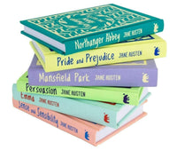 The Jane Austen Collection Box Set -  thejaneaustenshop.co.uk