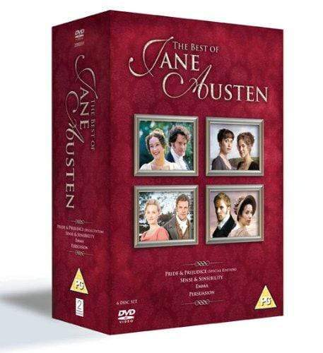 Coffee with Jane Austen Gift Box