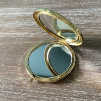 Mrs. Darcy Compact Mirror