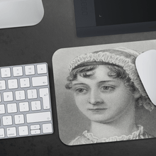 Load image into Gallery viewer, Jane Austen Computer Mouse Mat
