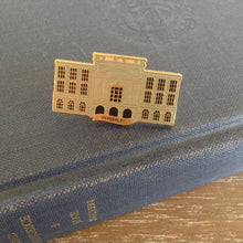 Load image into Gallery viewer, Pemberley Pin Badge -  thejaneaustenshop.co.uk