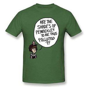 Shades Of Pemberley T-Shirt
