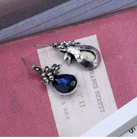 Classical Crystal Earrings -  thejaneaustenshop.co.uk