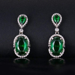 Regency Jewel Earrings -  thejaneaustenshop.co.uk