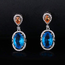 Load image into Gallery viewer, Regency Jewel Earrings -  thejaneaustenshop.co.uk
