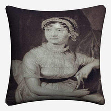 Load image into Gallery viewer, The Portrait Of Jane Austen Cushion Cover