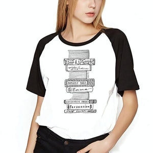 All Jane's Novels T-Shirt