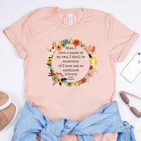 Miss Bingley Quote T-Shirt