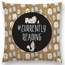 Load image into Gallery viewer, Jane Austen Cushion Cover
