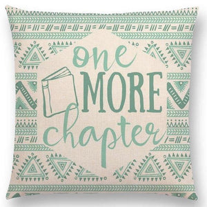 Jane Austen Cushion Cover
