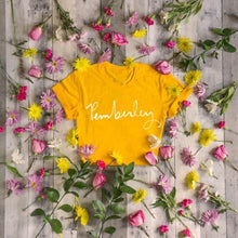 Load image into Gallery viewer, The Pemberley T-Shirt -  thejaneaustenshop.co.uk