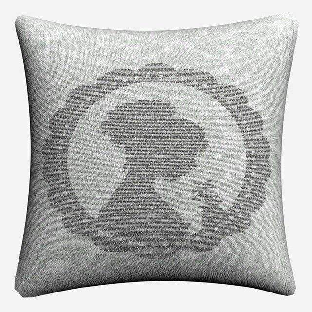 Regency Silhouette Cushion Cover