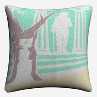 Regency Silhouette Cushion Cover -  thejaneaustenshop.co.uk