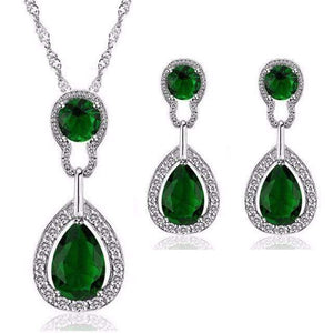 Regency Necklace & Earring Set