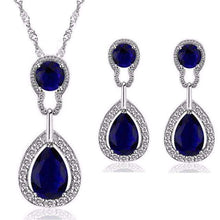 Load image into Gallery viewer, Regency Necklace & Earring Set