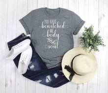 Load image into Gallery viewer, Bewitched Me Body and Soul T-Shirt