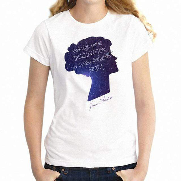 Lizzie In Love T-Shirt -  thejaneaustenshop.co.uk