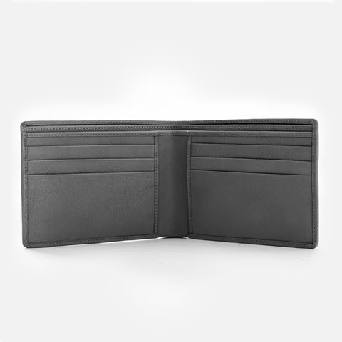 CARLO Bi-Fold Grande Leather Wallet