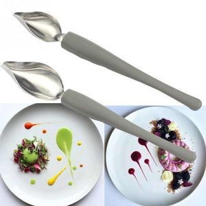 Deco Plating Spoon - Popular Pantry