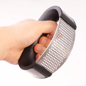 Easy Hand Garlic Press - Popular Pantry