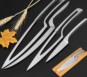 Razor-X Culinary Kitchen Knife Set - Popular Pantry
