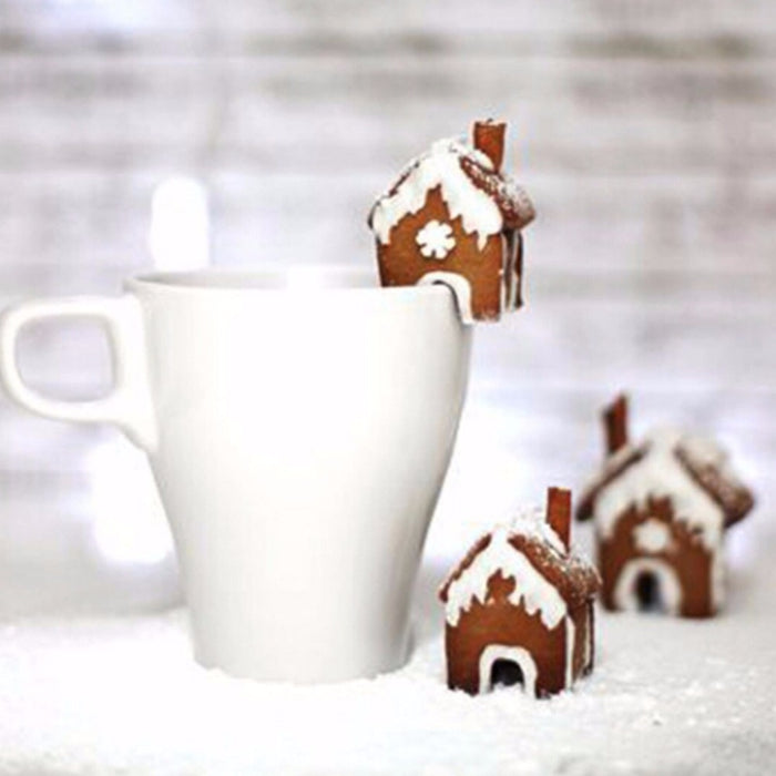 Gingerbread House Biscuit Cutter Set