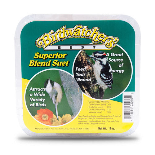 Bird Watcher's Best Superior Blend Suet
