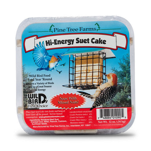 Pine Tree Farms Hi-Energy Suet