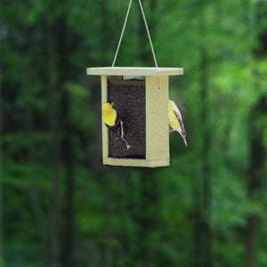 Sun Country Farms Recycled Small Finch Feeder