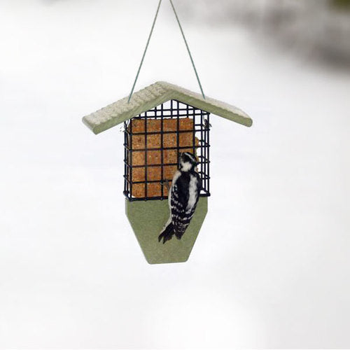 Sun Country Farms Tail Prop Suet Feeder