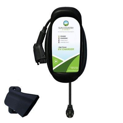 EV40PR EV Charger ruggedized/plug-in/Nema 6-50