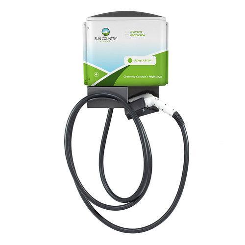 SCH100 EV Charger, 70/80 Amp, Level 2, 208/240V