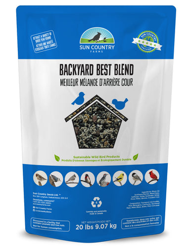 Backyard Best Blend
