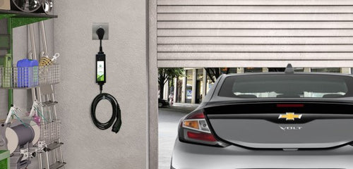 Flat Rate EV charger Installation Fee