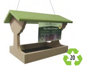 Sun Country Farms Recycled Fly Thru Feeder
